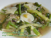 Sautéed Ilocano Vegetables with Ground Pork