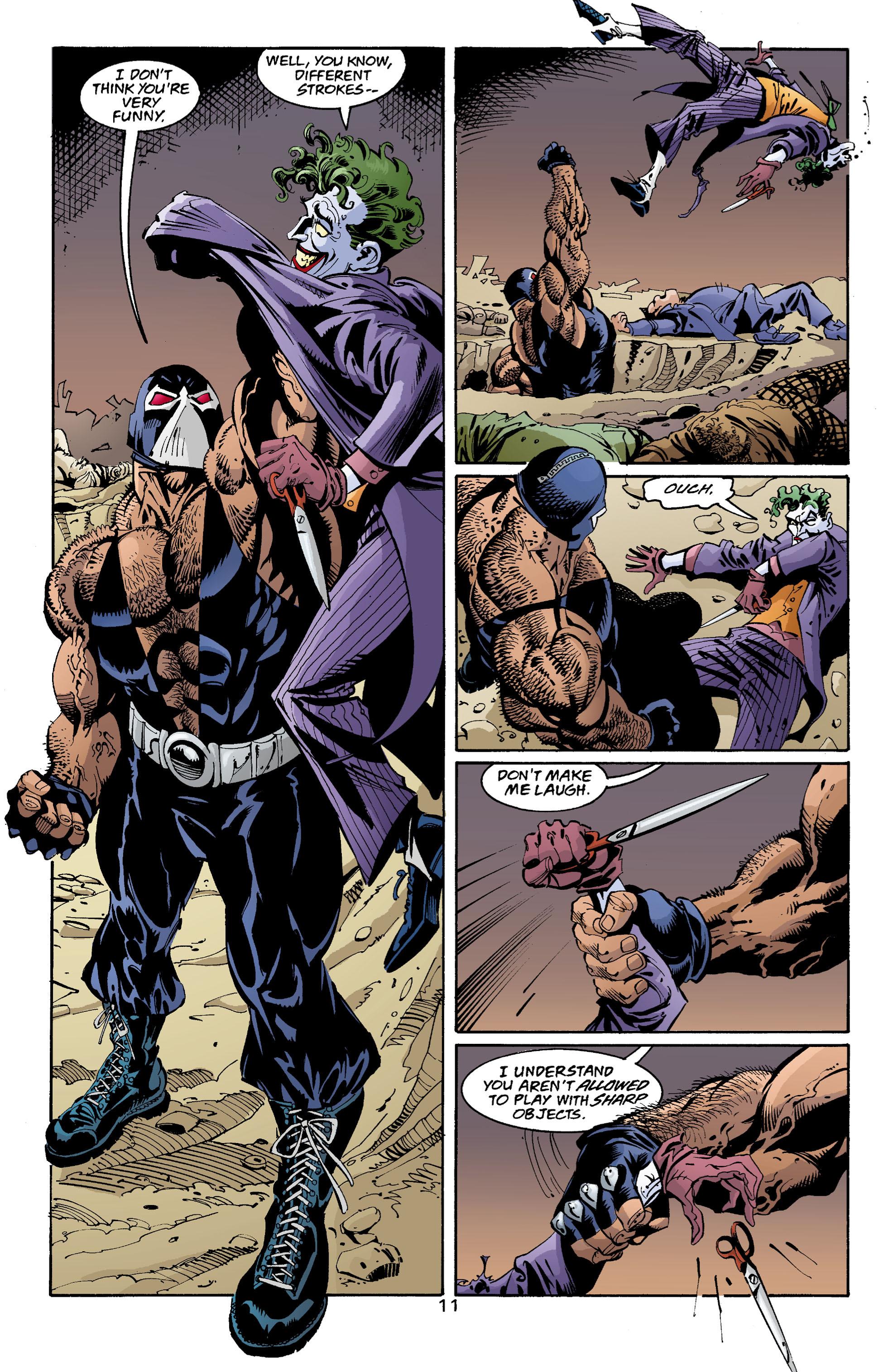 Detective Comics (1937) 740 Page 11