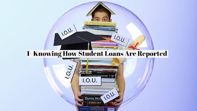 Differently, Than Other Loans, Most of the loans that are reported on your credit bureau files get reported just once. Student loans are an exception. Based on how your education is funded, you may have a new loan every midyear. That equates to two loans per year, or a total of eight loans hitting your credit report while you are preparing to make some money to pay them back. All this activity can build your credit score, but because there are so many of the little darlings,  they can sink you big-time if you end up defaulting