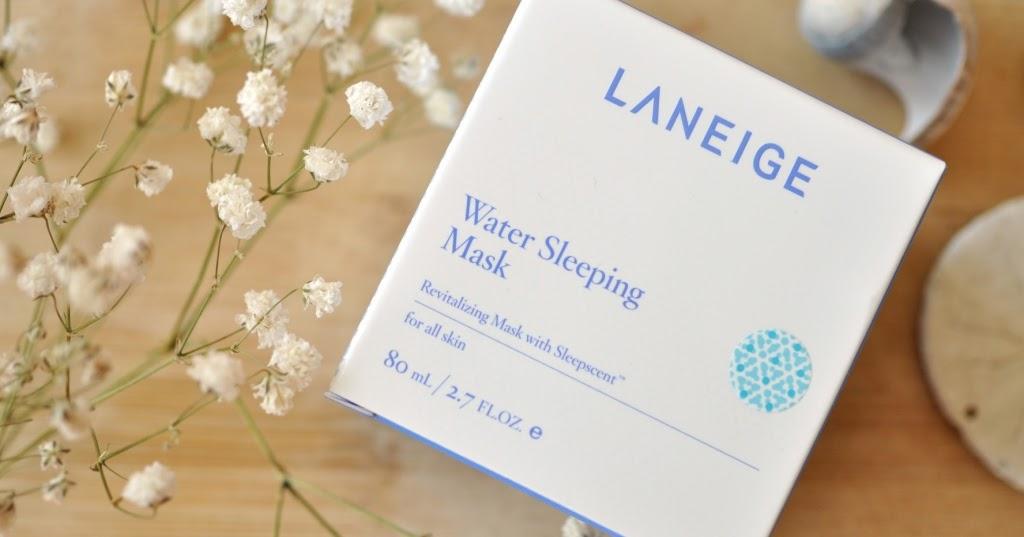 Water Sleeping Mask by Laneige #8