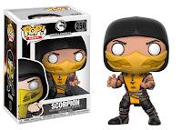Funko Pop! Scorpion