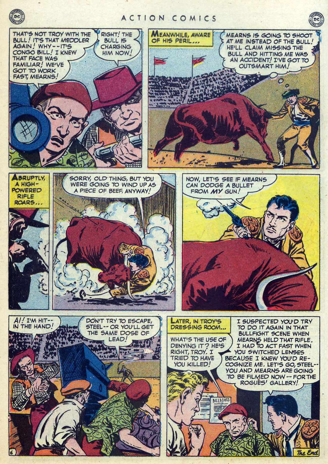 Read online Action Comics (1938) comic -  Issue #155 - 32