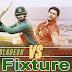 bangladesh vs zimbabwe series 2018 fixture