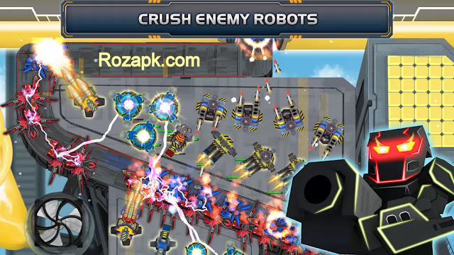 Tower Defense: Robot Wars Apk v1.0.13 Latest Version For Android