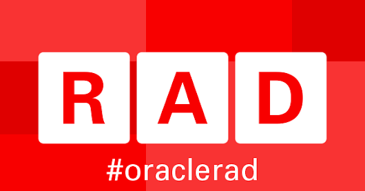 Oracle XE 18c and #OracleRAD