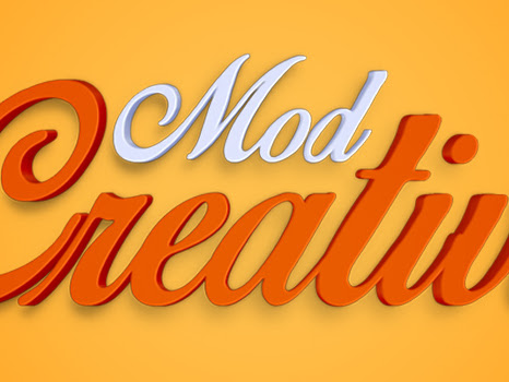 Download CreativeMod PSD Text Effect Free