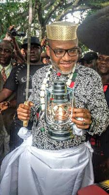 Bayelsa Is Biafra Land - Nnamdi KANU