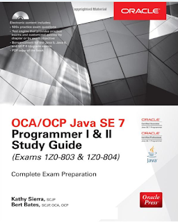 Must read OCAJP7 book for Java programmers