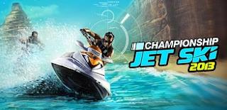 Championship Jet Ski