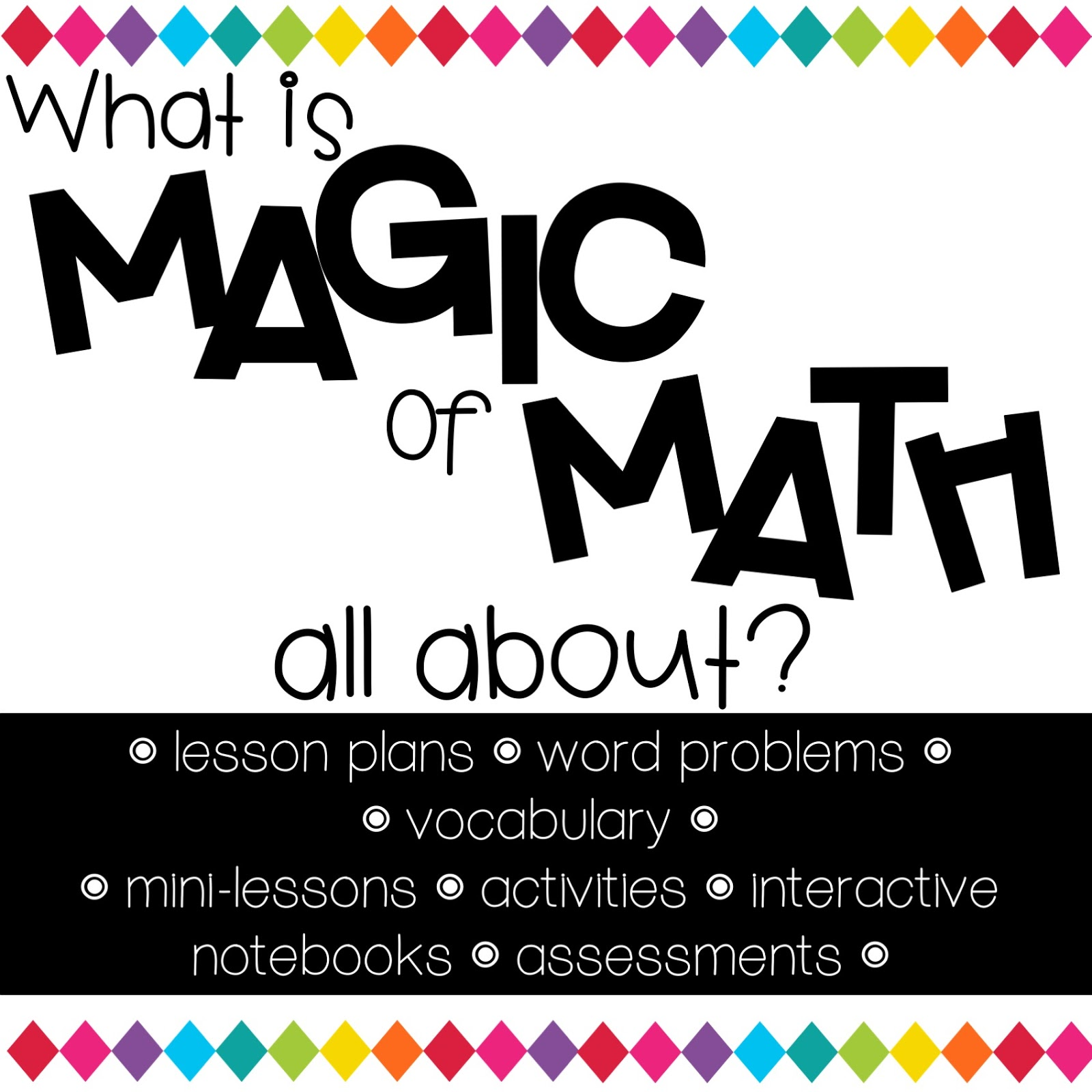 Step Into 2nd Grade With Mrs Lemons What Is Magic Of