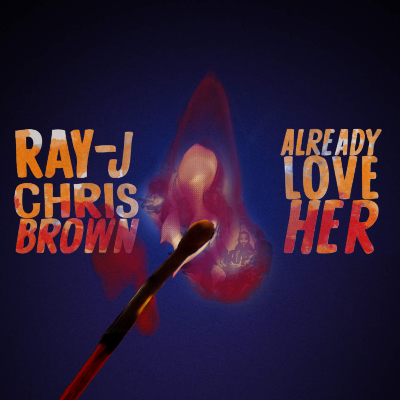 Image result for Ray J and Chris Brown – Already Love Her (iTunes)