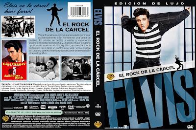 Carátula dvd: El rock de la cárcel (1957) Jailhouse Rock