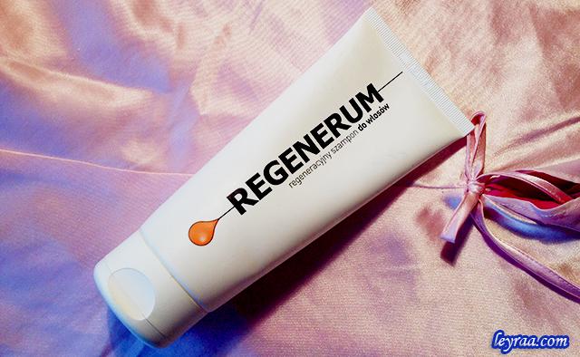 Regenerum, regeneracyjny szampon do włosów