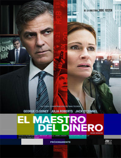 Ver El maestro del dinero (Money Monster) (2016) Online