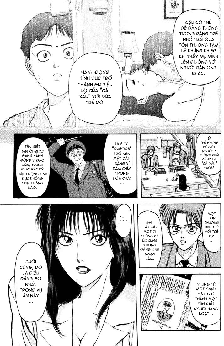 Psychometrer Eiji chapter 54 trang 16