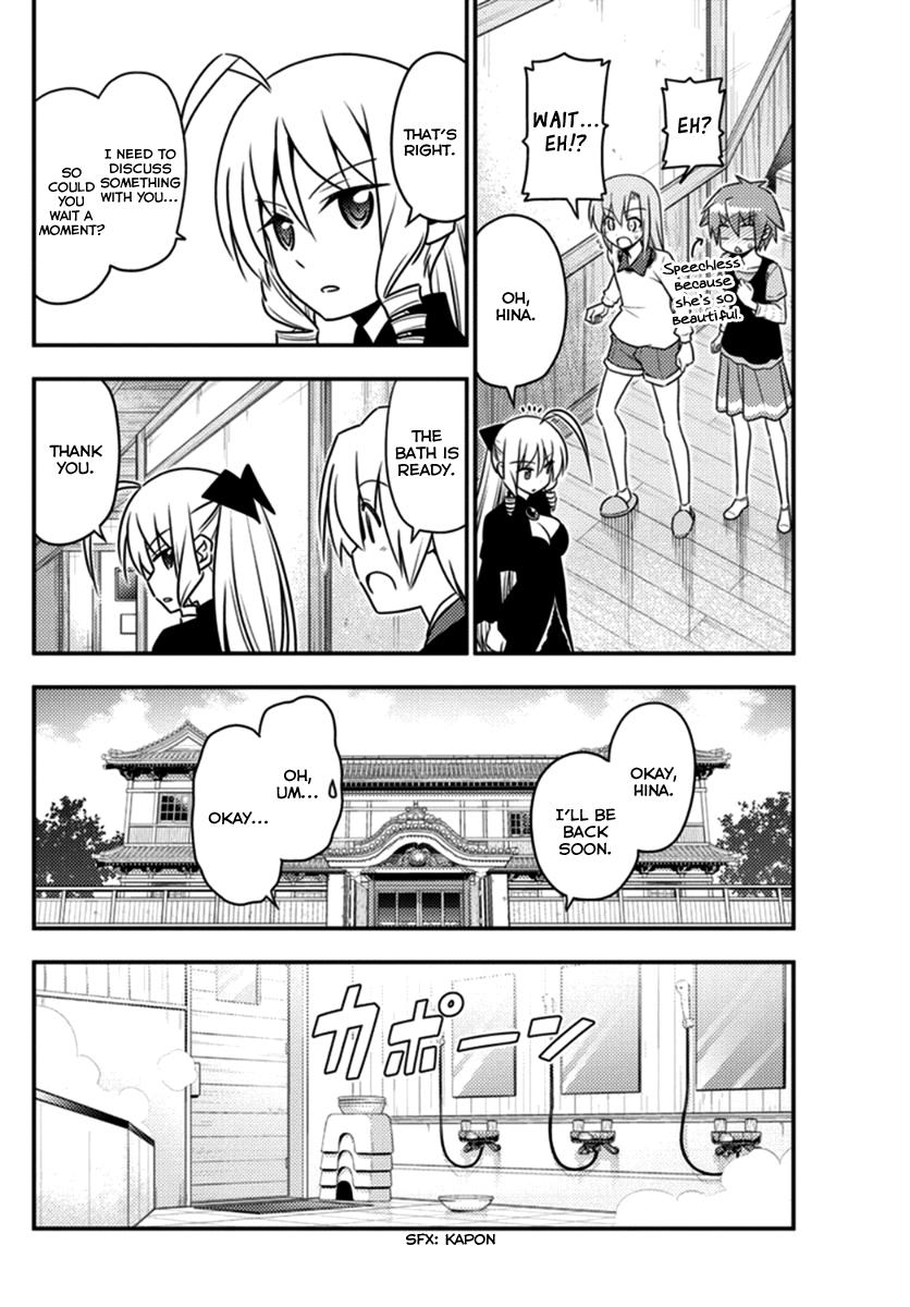 Hayate the Combat Butler - Chapter 587