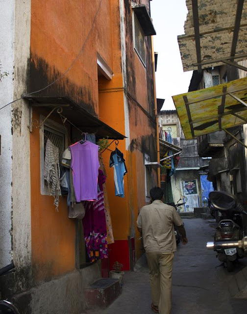 morning, worli, koliwada, fishermens colony, street, street photo, street photography, mumbai, india,