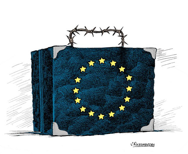 Μήπως ήρθε το τέλος μιας ΕΕ που παράγει μόνο προβλήματα;