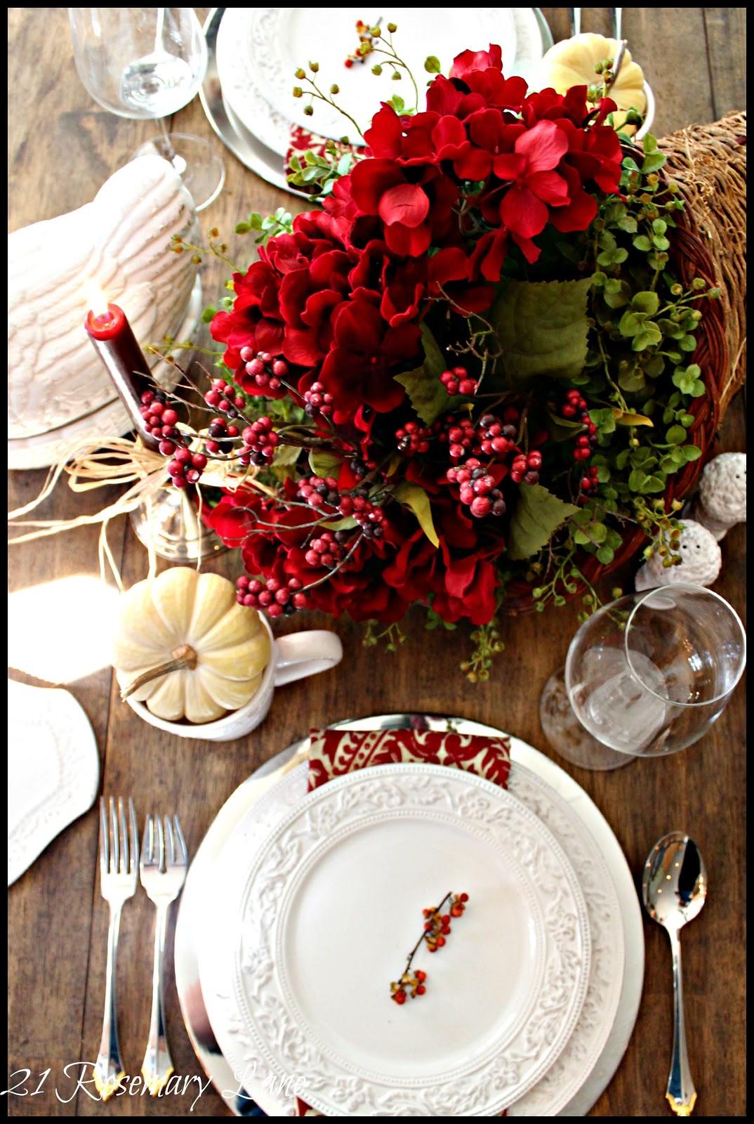 21 Rosemary Lane Pfabulous Pfaltzgraff Dinnerware Review