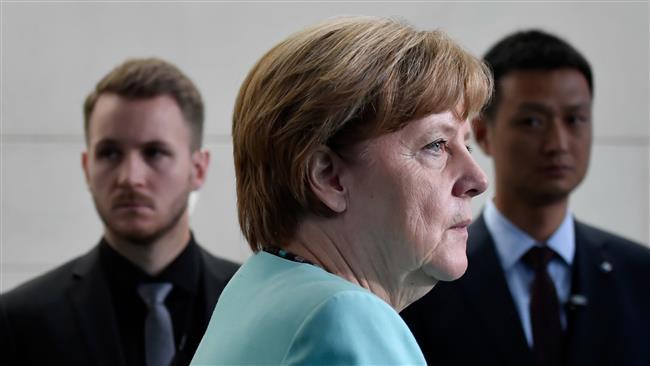 German Chancellor Angela Merkel slams US President Donald Trump's 'winners-losers' view of global affairs