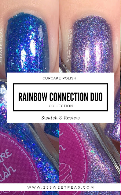 Cupcake Polish Rainbow Connection Duo