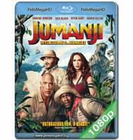 JUMANJI: EN LA SELVA (2017) FULL 1080P HD MKV ESPAÑOL LATINO