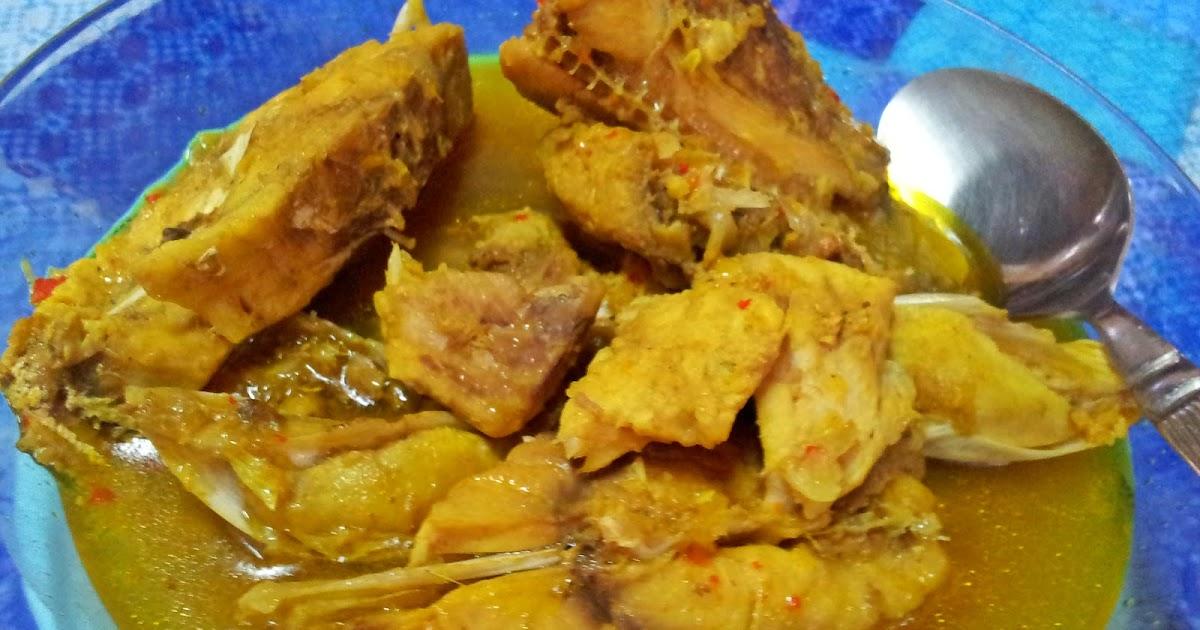 Titian Perjalanan: Ikan Ayam