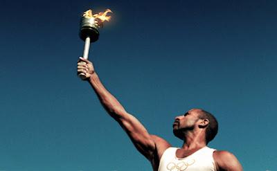 Resultado de imagen para olimpiadas mundiales antorcha