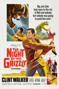 Watch The Night of the Grizzly Online Free in HD