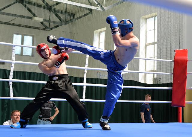 Błaszki, Full Contact,PZKB,sport,kickboxing,młodzież,Zielona Góra, Ziętek Team Kalisz,Zimoch,Hirko,Połoński