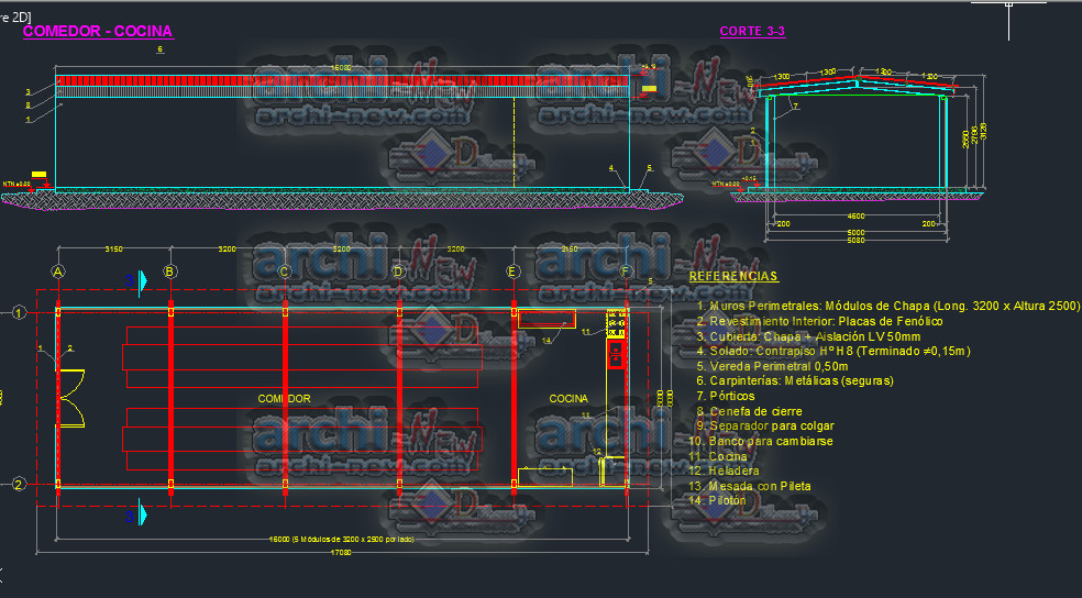 Download Autocad Cad Dwg File Laboratories Archi New Free