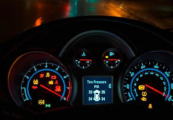 Chevrolet Cruze Warning Lights Adiklight Co