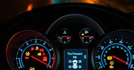 Graff Chevrolet Bay City >> Hank Graff Chevrolet - Bay City: Vehicle Warning Light Explanations