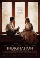 Indignation (2016) - Poster