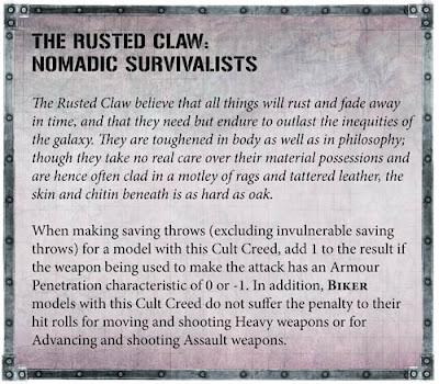 Rusted Claw Cultos Genestealer