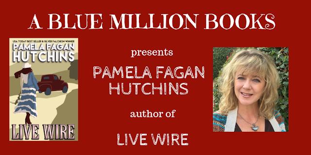 GUEST POST WITH PAMELA FAGAN HUTCHINS