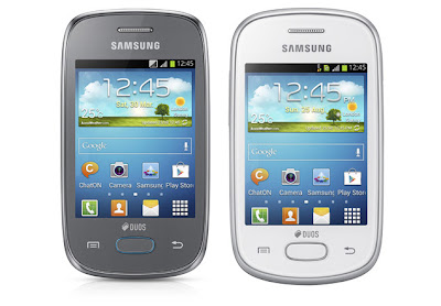 Samsung Perkenalkan Seri Terbaru Galaxy Pocket Neo