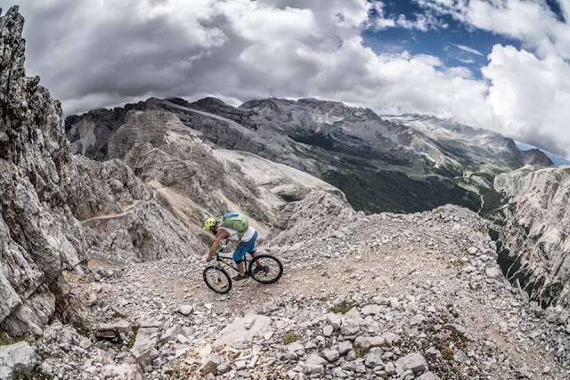 MTB Tour Mountainbike Vallon Bianco