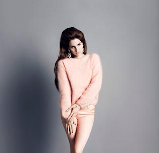 Angora Jumper, Pale Pink Jeans, Lana Del Rey For H&M