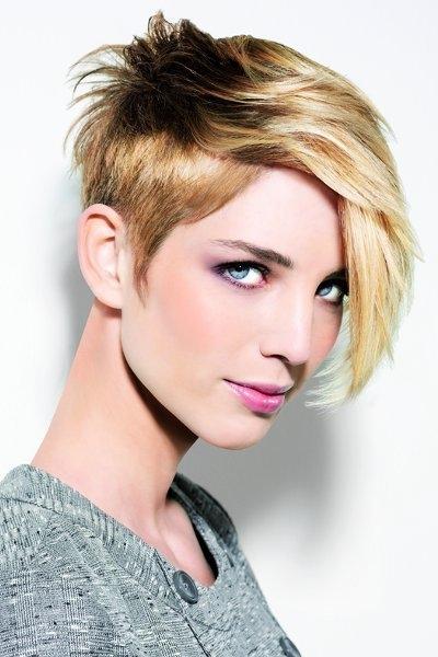 Explicación peinados cortos con flequillo Imagen de estilo de color de pelo - Peinados a la Moda: Pelo corto con flequillo moda 2013