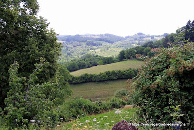 Châtel-Montagne, Allier.