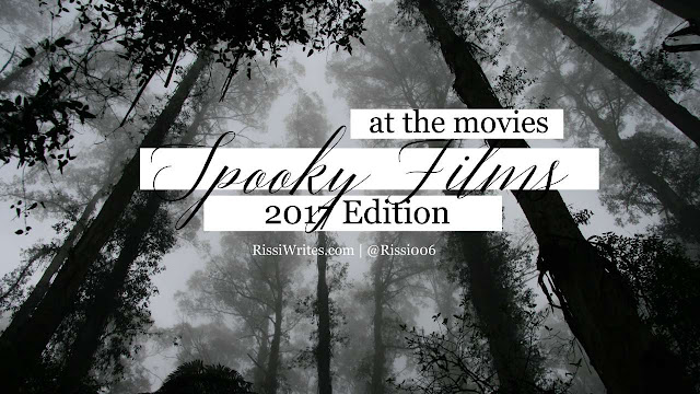 Booktube Talk | Spooky-ish Period Dramas, Films and All Hallows Eve!! All *text* © Rissi JC; post first published on RissiWrites.com