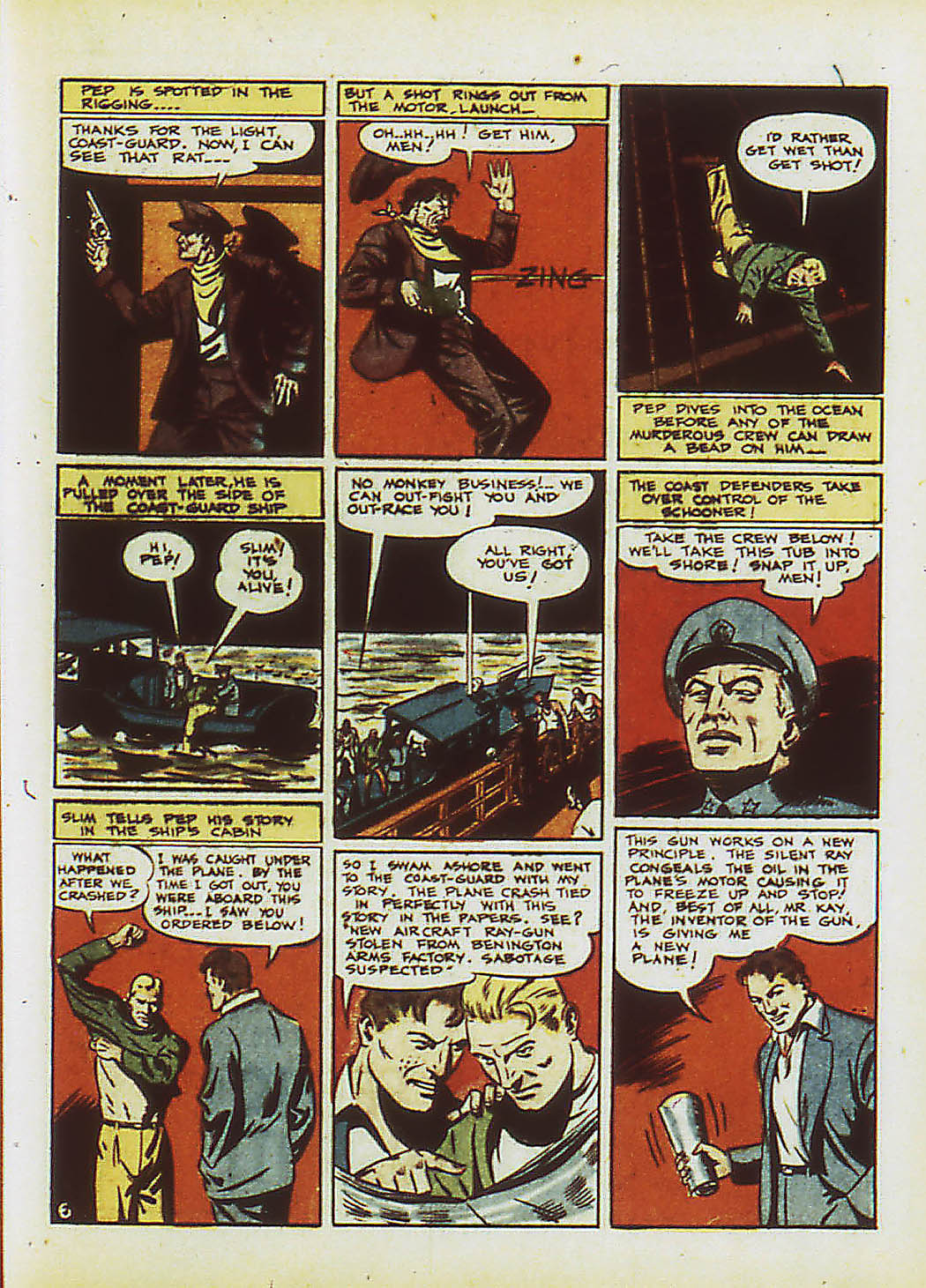 Read online Action Comics (1938) comic -  Issue #34 - 24