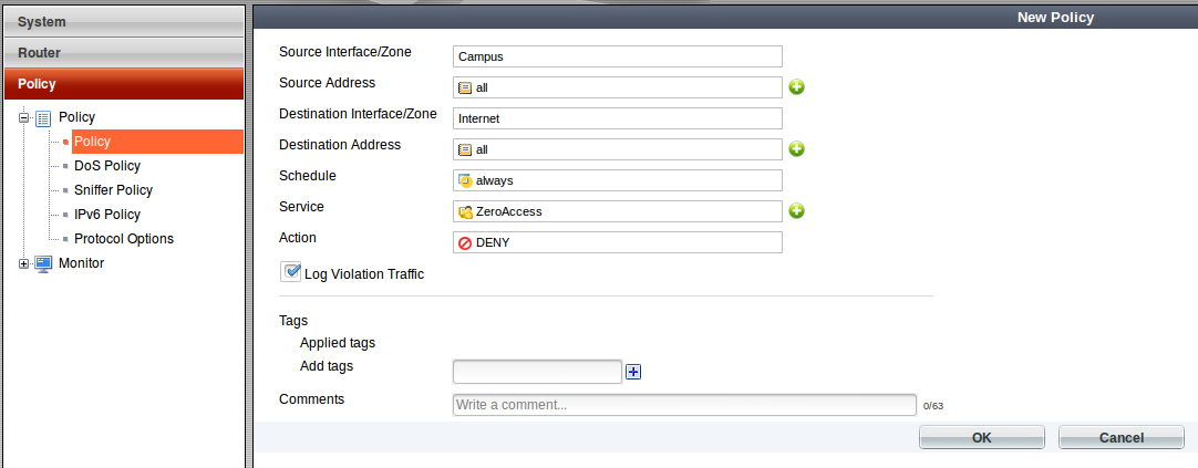 Detecting ZeroAccess in your Network with Fortigate and Ossim