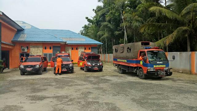 Posko siaga basarnas Tanjungbalai.