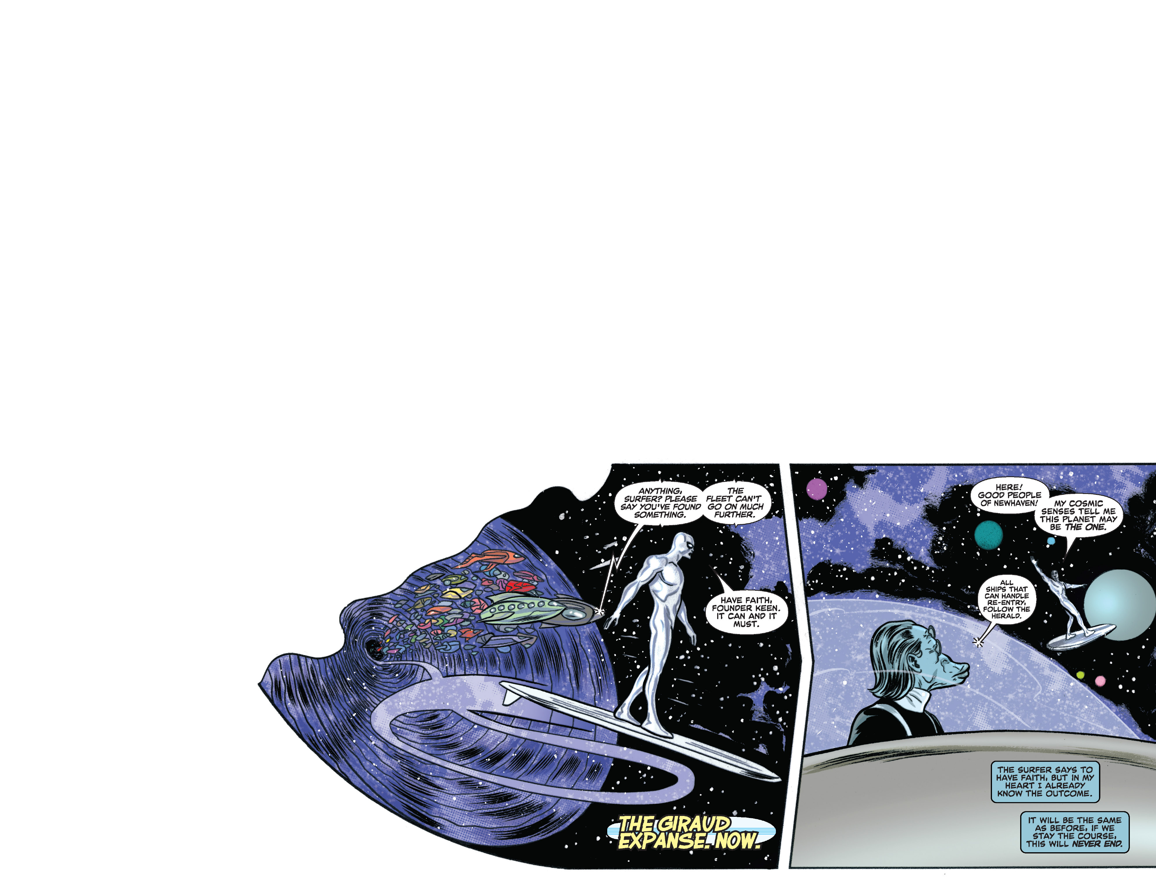 Read online Silver Surfer (2014) comic -  Issue #11 - 14