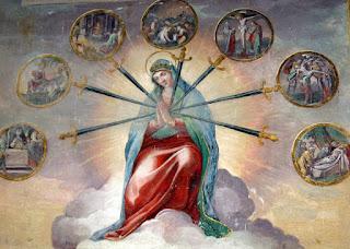 Oração Poderosa das 7 dores de Maria