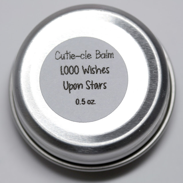 Heather's Hues 1,000 Wishes Upon Stars Cuti-cle Balm