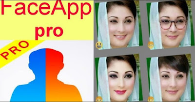 FaceApp Pro Apk for Unlocked android