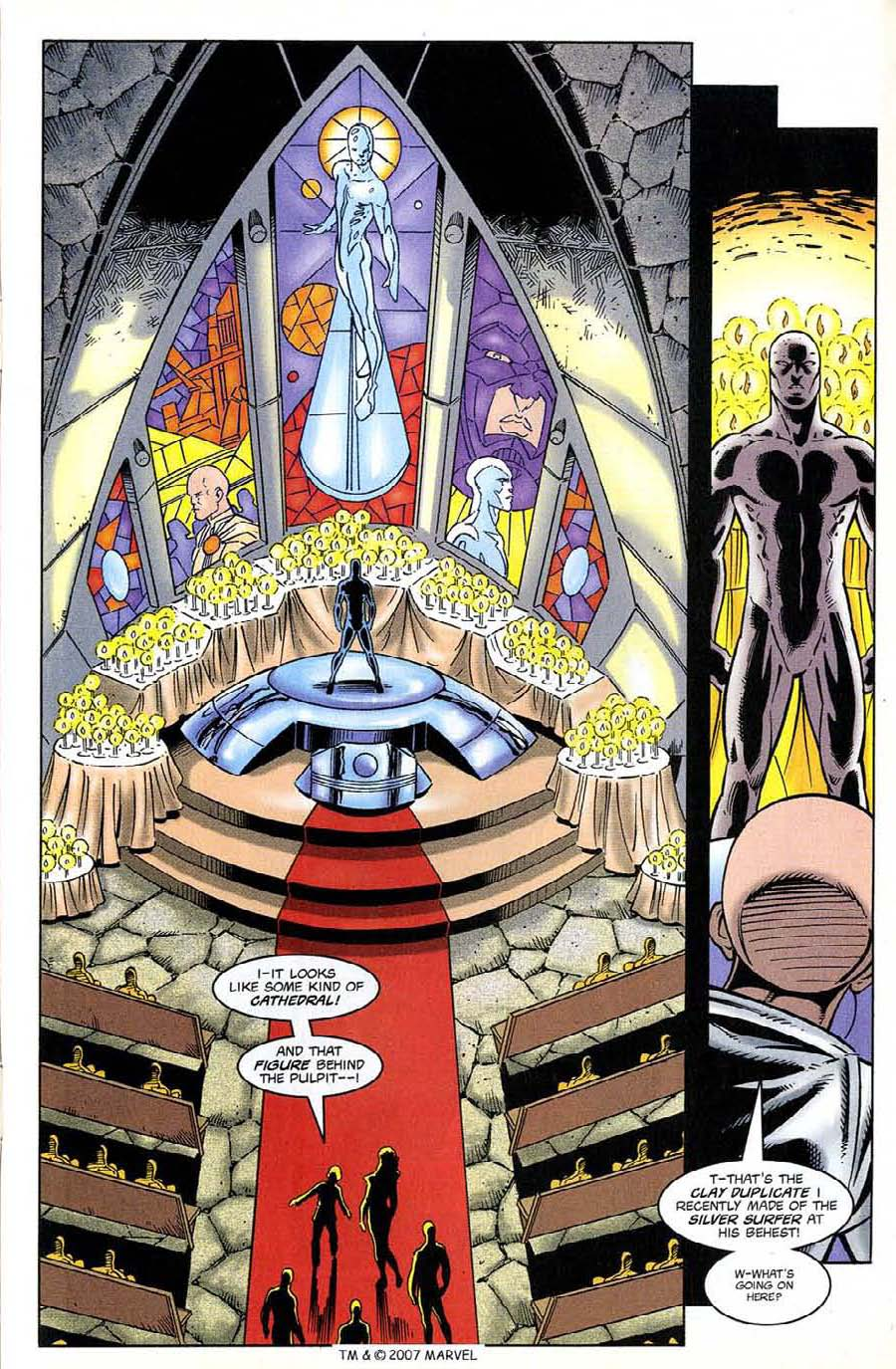 Read online Silver Surfer (1987) comic -  Issue #132 - 7